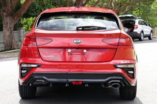 2020 Kia Cerato BD MY21 Sport Runway Red 6 Speed Sports Automatic Hatchback