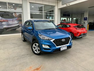 2018 Hyundai Tucson TL3 MY19 Go 2WD Blue 6 Speed Automatic Wagon.