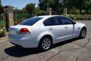 2011 Holden Commodore VE II Omega White 6 Speed Automatic Sedan