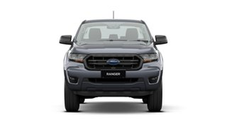 2021 Ford Ranger PX MkIII 2021.25MY XL Meteor Grey 6 Speed Sports Automatic Double Cab Chassis.