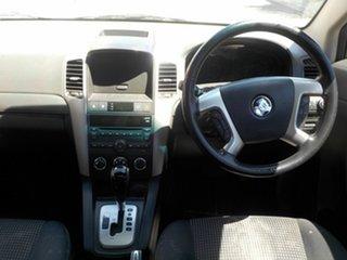 2010 Holden Captiva CG MY10 SX (4x4) Silver 5 Speed Automatic Wagon