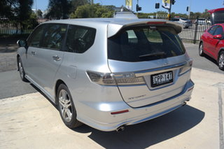 2013 Honda Odyssey 4th Gen MY13 Luxury Silver 5 Speed Sports Automatic Wagon