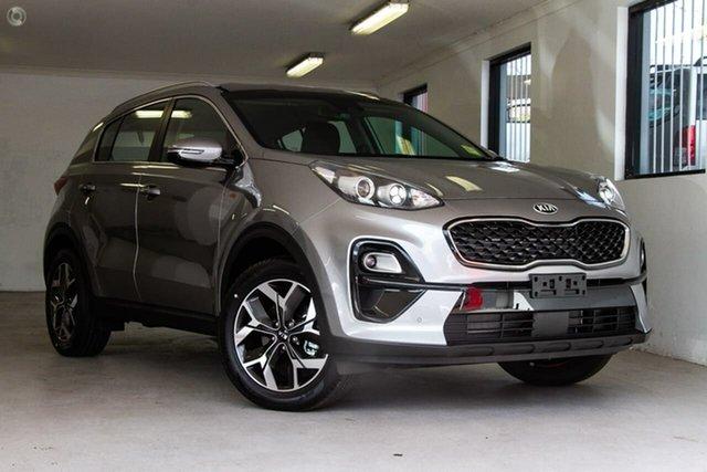 New Kia Sportage QL MY21 SX 2WD Reynella, 2020 Kia Sportage QL MY21 SX 2WD Grey 6 Speed Sports Automatic Wagon