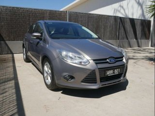 2012 Ford Focus LW Trend 5 Speed Manual Hatchback.