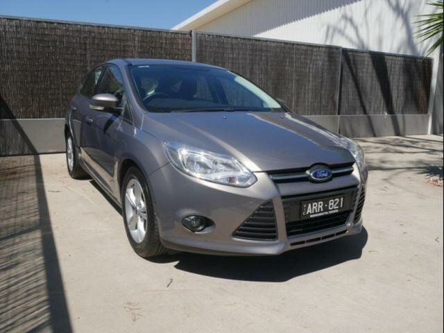 Used Ford Focus LW Trend Wangaratta, 2012 Ford Focus LW Trend 5 Speed Manual Hatchback
