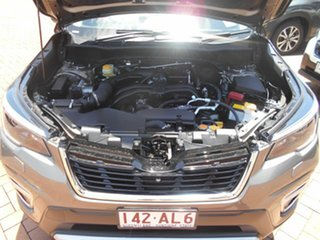 2020 Subaru Forester S5 MY21 2.5i-S CVT AWD Sepia Bronze 7 Speed Constant Variable Wagon