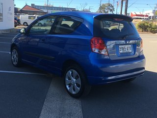 2008 Holden Barina TK MY08 Blue 5 Speed Manual Hatchback