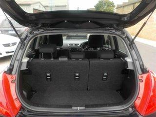 2012 Suzuki Swift FZ GLX Black 5 Speed Manual Hatchback