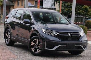 2020 Honda CR-V RW MY21 VTi FWD Cosmic Blue 1 Speed Constant Variable Wagon.