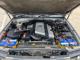 2003 Toyota Landcruiser UZJ100R GXL (4x4) Silver 5 Speed Automatic Wagon