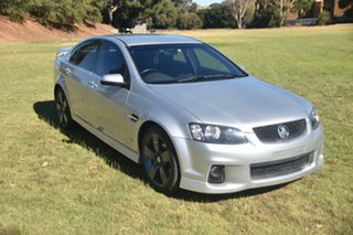 2012 Holden Commodore VE II MY12.5 SV6 Z Series Silver 6 Speed Sports Automatic Sedan.