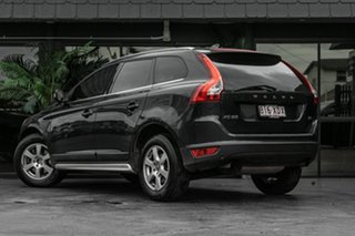 2012 Volvo XC60 DZ MY13 T5 PwrShift Teknik Grey 6 Speed Sports Automatic Dual Clutch Wagon.
