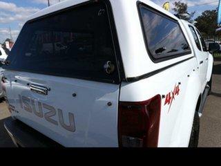 MY15 ISUZU  LS-U (4X4) MAN CREW CAB UTILITY DT4 DIESEL