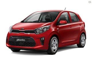 2020 Kia Picanto JA MY21 S Red 4 Speed Automatic Hatchback