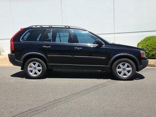 2004 Volvo XC90 P28 MY04 T Black 5 Speed Sports Automatic Wagon.