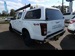 MY15 ISUZU  LS-U (4X4) MAN CREW CAB UTILITY DT4 DIESEL.
