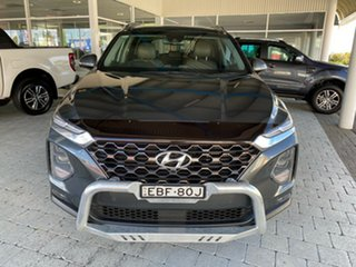 2018 Hyundai Santa Fe Highlander Grey Sports Automatic Wagon