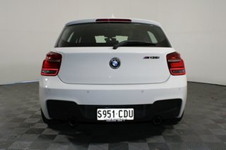 2015 BMW 1 Series F20 MY0714 M135i White 8 Speed Sports Automatic Hatchback