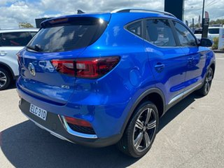 2018 MG ZS AZS1 Excite 2WD Blue 4 Speed Automatic Wagon