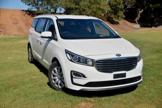 Used Kia Carnival YP MY18 S St Marys, 2018 Kia Carnival YP MY18 S White 6 Speed Sports Automatic Wagon