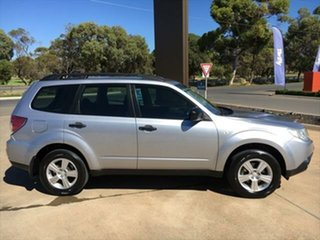 2012 Subaru Forester S3 MY12 X AWD Luxury Edition Silver 4 Speed Sports Automatic Wagon.