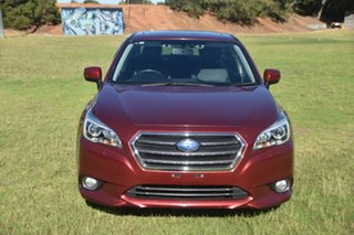 2015 Subaru Liberty B6 MY15 2.5i CVT AWD Premium Burgundy 6 Speed Constant Variable Sedan