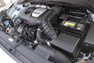 2017 Hyundai Kona OS MY18 Launch Edition D-CT AWD White 7 Speed Sports Automatic Dual Clutch Wagon