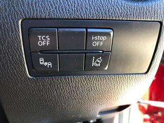 2016 Mazda CX-3 DK2W7A Akari SKYACTIV-Drive Soul Red 6 Speed Sports Automatic Wagon