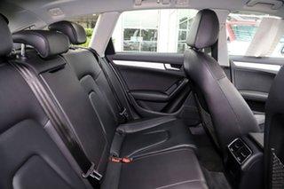 2015 Audi A4 B8 8K MY15 Ambition Avant S Tronic Quattro Silver, Chrome 7 Speed
