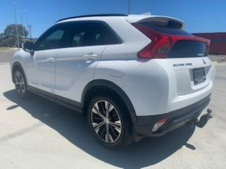 2018 Mitsubishi Eclipse Cross YA MY18 ES 2WD White 8 Speed Constant Variable Wagon