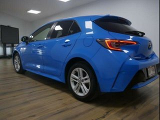 2018 Toyota Corolla Mzea12R SX Eclectic Blue Continuous Variable Hatchback