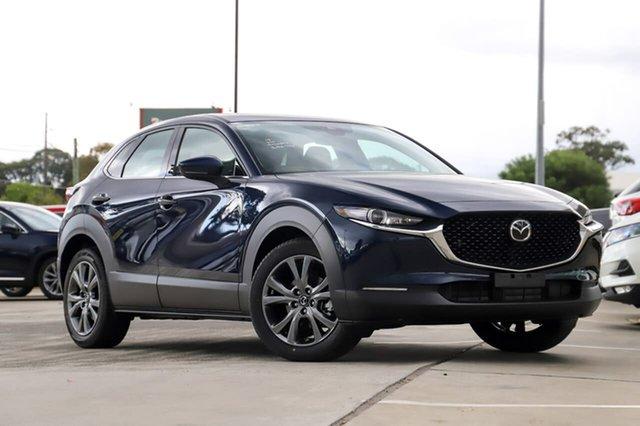 New Mazda CX-30 Kirrawee, CX-30B Astina 2.5 Ptrl 6spd Auto AWD 5dr Wag