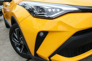 2020 Toyota C-HR Hybrid ZYX10R Koba E-CVT 2WD Hornet Yellow & Black 7 Speed Constant Variable Wagon.