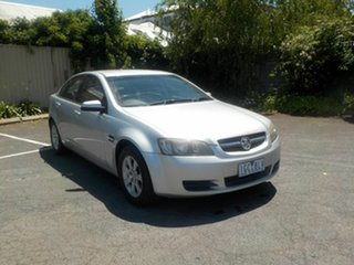 2008 Holden Commodore VE MY08 Omega (D/Fuel) Silver 4 Speed Automatic Sedan.