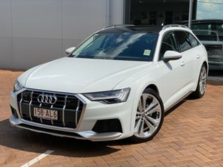 2020 Audi A6 4A MY20 Allroad Tiptronic Quattro 45 TDI 8 Speed Sports Automatic Wagon.