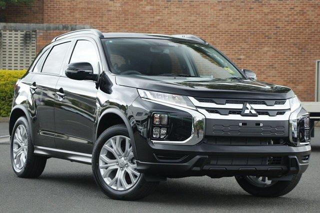 New Mitsubishi ASX XD MY21 LS 2WD Caloundra, 2020 Mitsubishi ASX XD MY21 LS 2WD Black 1 Speed Constant Variable Wagon