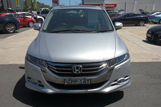2013 Honda Odyssey 4th Gen MY13 Luxury Silver 5 Speed Sports Automatic Wagon.