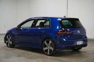 2015 Volkswagen Golf VII MY16 R DSG 4MOTION Blue 6 Speed Sports Automatic Dual Clutch Hatchback.