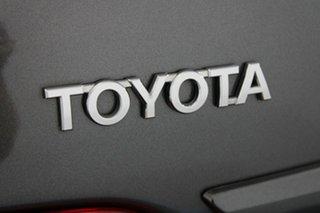 2012 Toyota Corolla ZRE152R MY11 Ascent Grey 6 Speed Manual Sedan