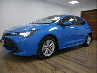 2018 Toyota Corolla Mzea12R SX Eclectic Blue Continuous Variable Hatchback.