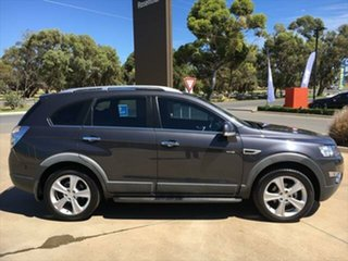 2013 Holden Captiva CG Series II MY12 7 AWD LX Smoke Grey 6 Speed Sports Automatic Wagon