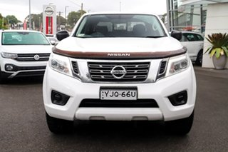 2016 Nissan Navara D23 S2 SL White 6 Speed Manual Utility