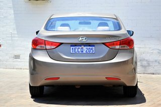 2013 Hyundai Elantra MD2 Active Brown 6 Speed Sports Automatic Sedan