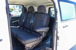 2017 Mercedes-Benz Vito 447 119BlueTEC Crew Cab MWB 7G-Tronic + White 7 Speed Sports Automatic Van.