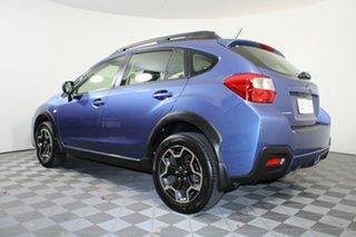 2014 Subaru XV G4X MY14 2.0i Lineartronic AWD Blue 6 Speed Constant Variable Wagon