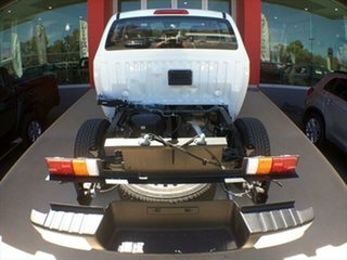 2020 Mazda BT-50 TFR40J XT 4x2 Ice White 6 Speed Sports Automatic Cab Chassis