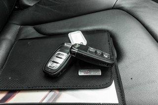2009 Audi A5 8T MY10 Sportback S Tronic Quattro Silver 7 Speed Sports Automatic Dual Clutch