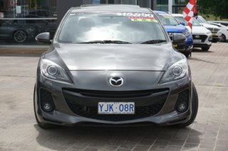 2013 Mazda 3 BL10L2 MY13 SP25 Grey 6 Speed Manual Sedan.
