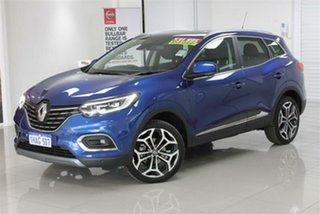 2019 Renault Kadjar XFE Intens Iron Blue 7 Speed Sports Automatic Dual Clutch Wagon