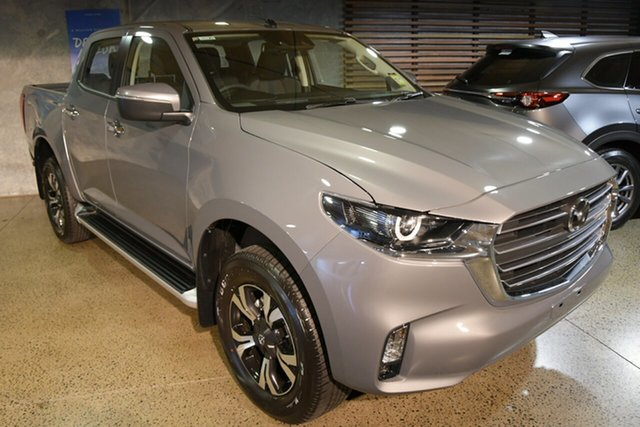New Mazda BT-50 TFS40J XTR Gladstone, 2020 Mazda BT-50 TFS40J XTR Rock Grey 6 Speed Manual Utility